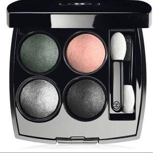Chanel 4 Les Ombres Shadow Palette Tisse Venitien